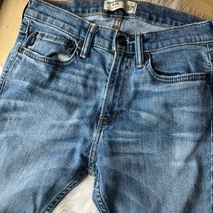 New boys youth 13/14 Abercrombie & Fitch Jeans